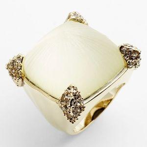 Alexis Bittar | 'Mod' Square Lucite Ring